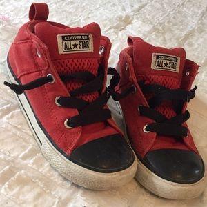 Converse AllStar Chucks boys toddler sz 10